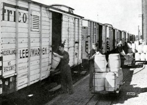 laden Frico wagons Lw