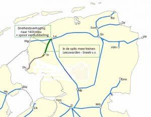Leeuwarden - Stavoren